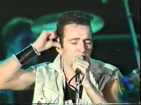 The Clash - Straight To Hell Live Us Festival