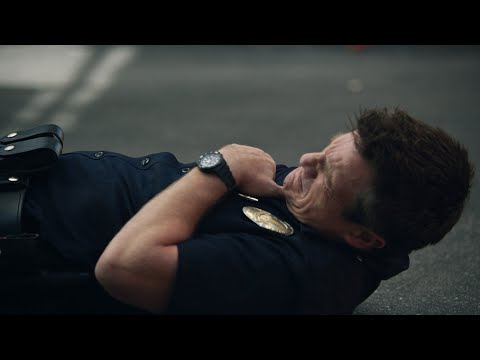Nolan Gets Shot During a Bust - The Rookie