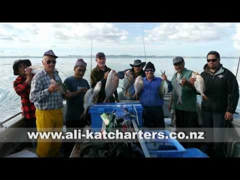 Ali-Kat Charter Fishing