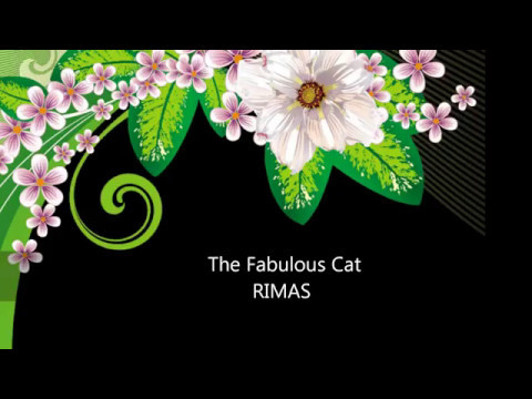 The Fabulous Cat - Rimas - lirik