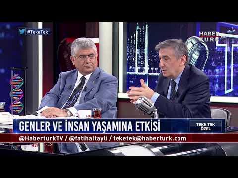 Teke Tek Özel - 1 Nisan 2018 - Genetik Testler -  Dr. Serdar Savaş, Prof. Dr. Nezih Hekim