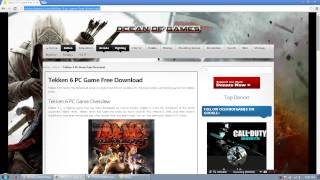 How To Install Tekken 6 PC Game without Errors and Problems