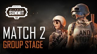 FACEIT Global Summit - Day 1 - Group Stage - Match 2 (PUBG Classic)