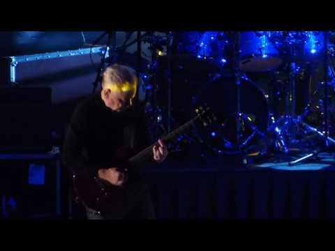 """True Faith"" New Order@Radio City Music Hall New York 4/13/17"
