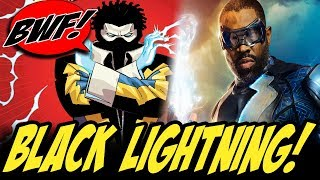 The Origin of DC Comics' Black Lightning! (Black Lightning: Year One!)