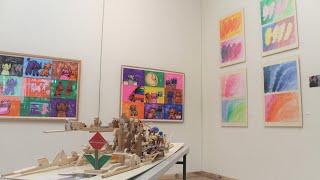 第14回川越いもの子作業所仲間の作品展「KANKI展