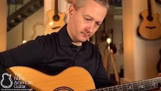 PRS Angelus Model Acoustic Guitar Played By Stuart Ryan