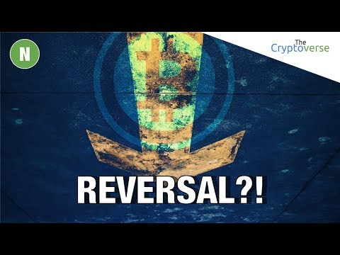 2nd Jan 2018 Bitcoin Price Reversal 📉 Aborted? When Moon? Steem Up 88% But Why? (The Cryptoverse)