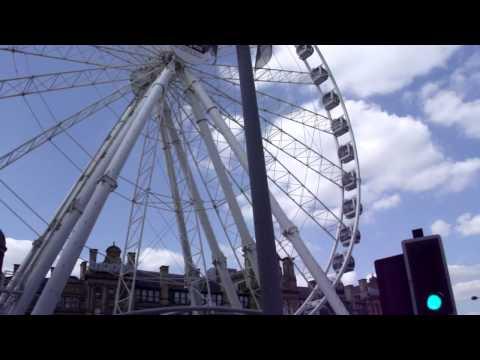 The Big Wheel, Manchester