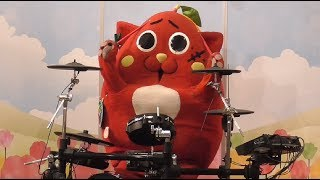 キャンディ♥キャンディ【にゃんごすたーnyangostar】ドラム演奏 2019/06...