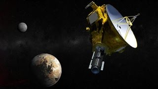 NASA Spacecraft Races Toward Historic Pluto Flyby