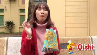 Quảng cáo Oishi - Marketing TMĐT - Nhóm 1 thumbnail