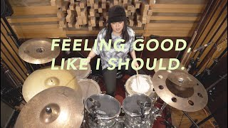 Download lagu Sunday Best - Surfaces (Drum Cover) - Rani Ramadhany