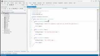 Урок 1: Первое ASP.NET MVC 4 приложение