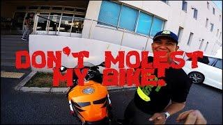 Old Bastard (Language Warning) Kansai Rider Japan Motovlog 37