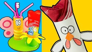 5 Fun Easter & Spring Crafts | DIY Crafts for Kids on Box Yourself