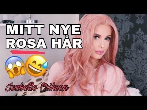 JEG HAR FÅTT ROSA HÅR - Yes or no??