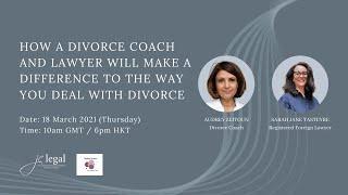 Dealing with Divorce (Eng)   Sarah Jane Tasteyre and Audrey Zeitoun