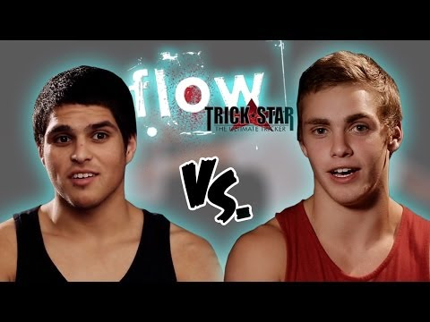 Quarter Final 1: Nelson Zuniga vs Bailey Payne  Trickstar Battle