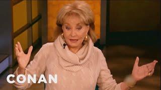 Barbara Walters Reveals Her Vibrator