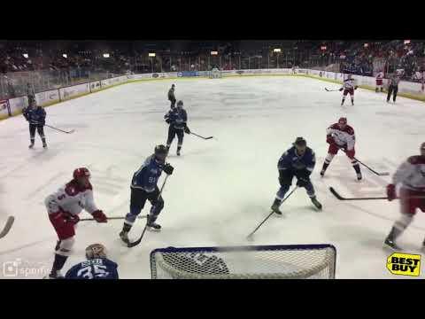 Allen Americans Vs Idaho Steelheads Game 3