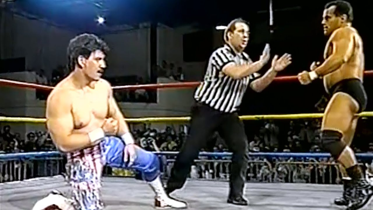 Eddie Guerrero and Dean Malenko put on a clinic at ECW Hostile City Showdown 1995