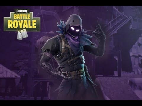 Fortnite Raven Corvo Win Solo