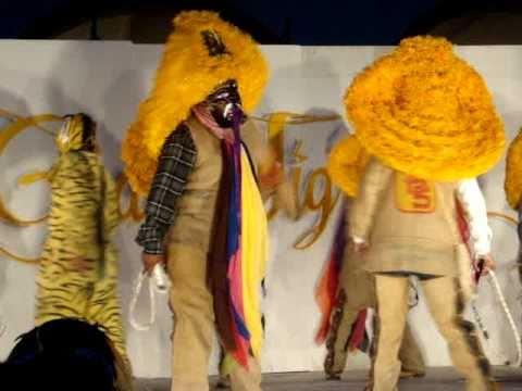 Chilapa Gro Danza De Los Tlacololeros