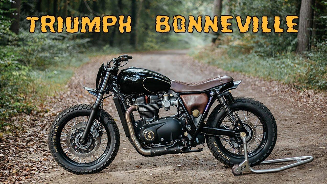 T120 Custom 2017 Bonneville