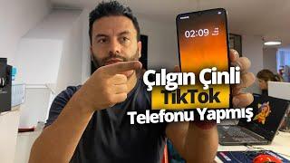 Çılgın Çinli TikTok telefonu yapmış! - Smartisan Pro 3 kutusundan çıkıyor!