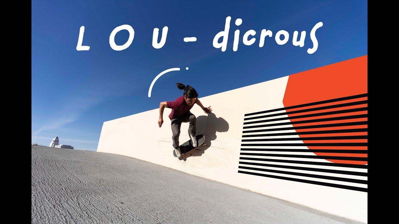 "LOU-dicrous | Loaded Boards Coyote ""Hola Lou"" Edition"