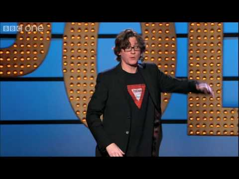 HD Preview: Ed Byrne on What a Man is Thinking - Live at the Apollo - BBC One