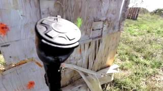 OUT - Surrender with CCI Phantom - Paintball Pump - France
