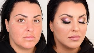 Make up Tutorial CUT CREASE 💄💇🏼‍♀️💅🏻JENNY KÖNIG