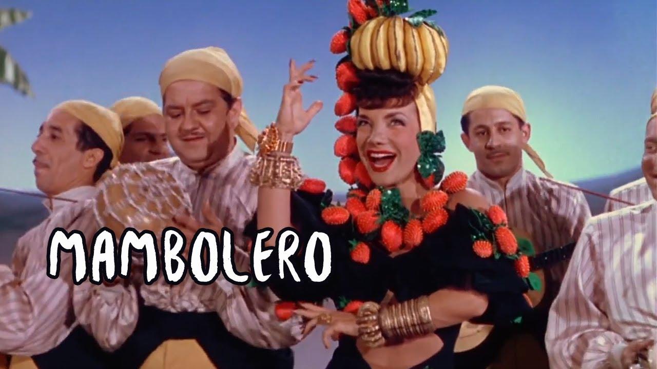 37cb6916ee Pisk - Mambolero - Carmen Miranda x Electro Swing - YouTube