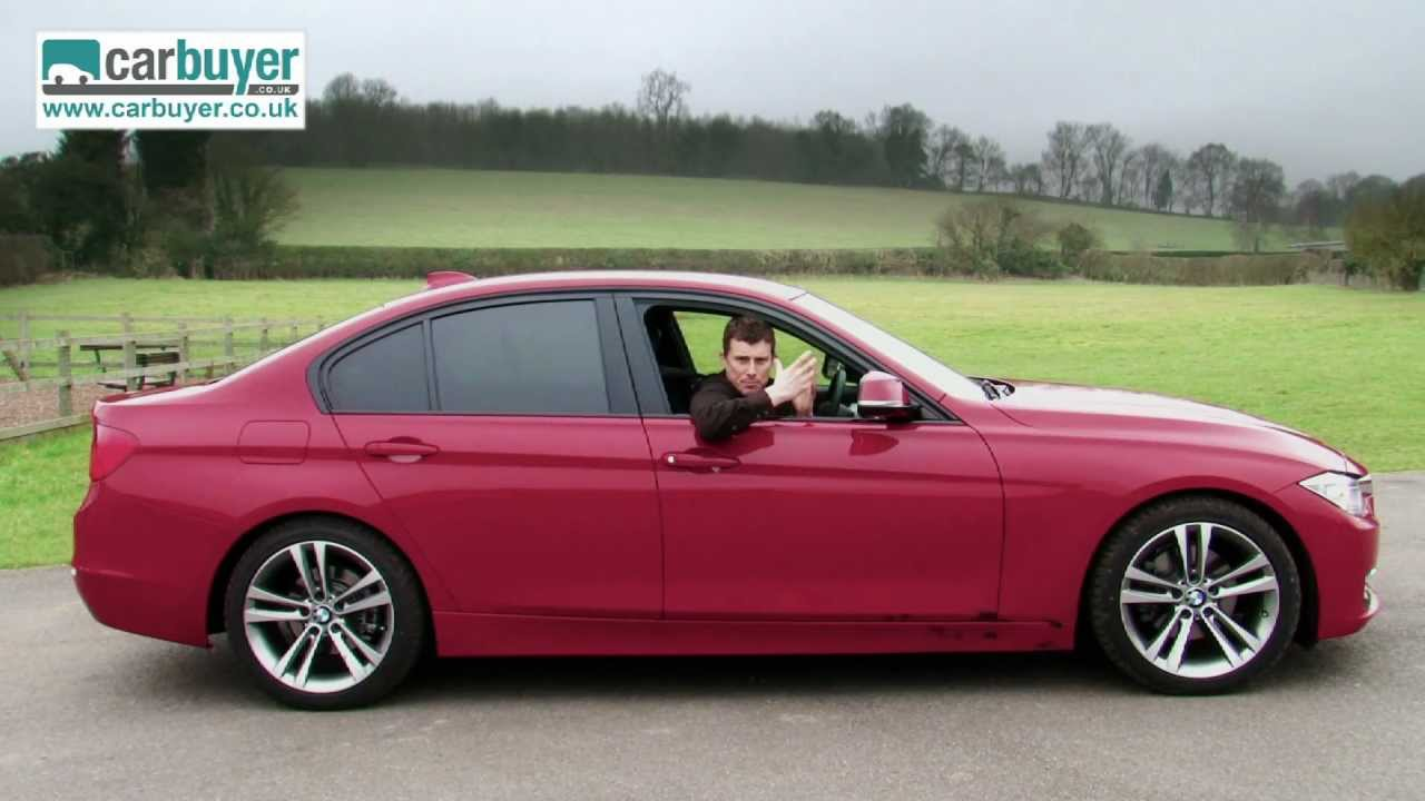 BMW 3 Series saloon review  CarBuyer  YouTube