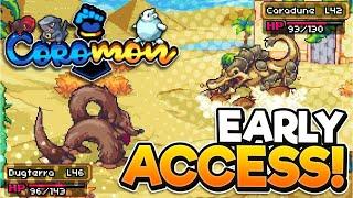 Tựa Game Luyên Pokemon Cực Hay Trên Android - Cromon - Top GAME HAY ANDROID, IOS