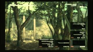 CGR Undertow - METAL GEAR SOLID 3: SUBSISTENCE for PlayStation 2 Video Game Review