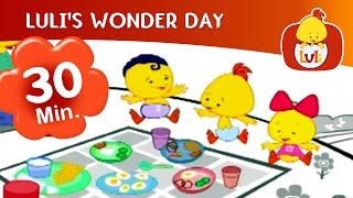 Luli's Wonder Day | | Luli TV Specials | Cartoon for Children - Luli TV thumbnail