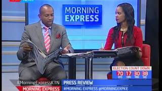 Mungiki cannot harm Senatorial Aspirant Maina Njenga