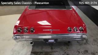 1965 Chevrolet Impala Super Sport  - Hayward