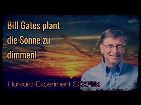 Bill Gates finanziert leise den Plan, die Sonnenstrahlen zu dimmen