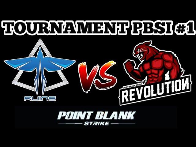 PB:Strike TOURNEY#1 REVOLUTION 2 VS RUINS E-SPORT - BRONZE MATCH ( JUARA KE-3 )