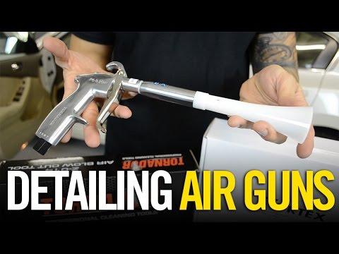 Auto Detailing Air Guns