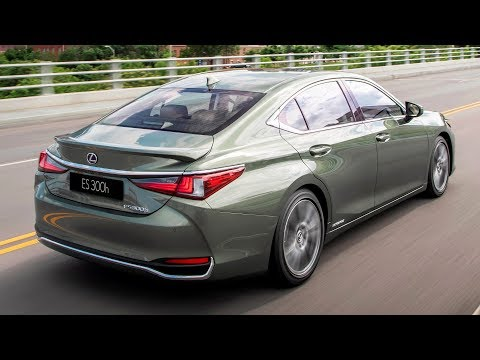 2019 Lexus ES 300h - Interior Exterior and Drive