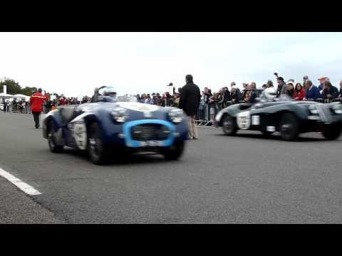 Le Mans Classic Sounds Of Thunder Of S Racing Cars Youtube