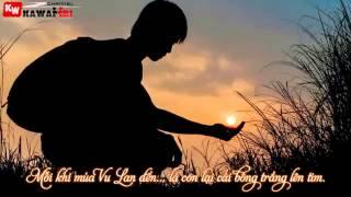 Bông Hồng Trắng Lên Tim (Để Một Lần Mẹ Vui 2) - K.Na ft Bon Đỗ [Video Lyrics]
