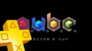 QUBE Directors Cut PS Plus Free Game From September 2018 until October 2018