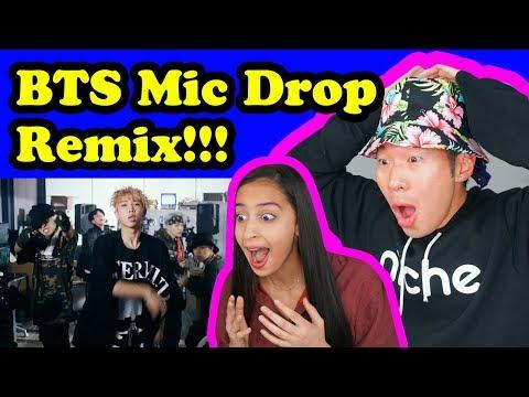 BTS MIC Drop (Steve Aoki Remix)' Official MV REACTION!!!