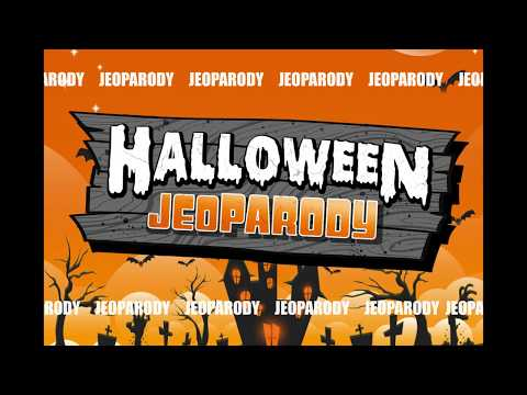 halloween jeopardy style powerpoint game preview